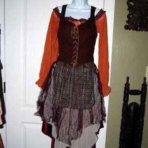 Disney hocus pocus costume adult medium